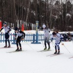 Start of the Men's field